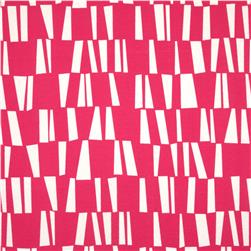 Premier Prints Indoor/Outdoor Sticks Preppy Pink
