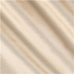 Polyester Faille Cream
