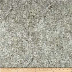Stonehenge Hidden Valley Flannel Abstract Dots Taupe