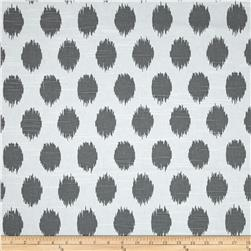 Premier Prints Jo Jo Slub Summerland Grey Fabric