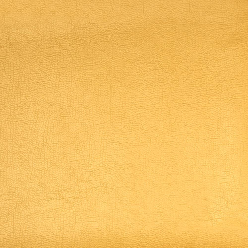 Fabricut 03343 Faux Leather Honey