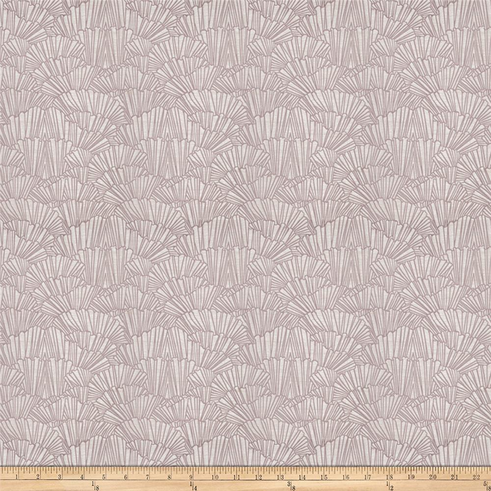 Fabricut Shelly Melly Jacquard Heather