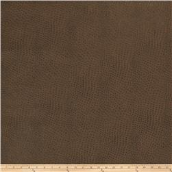 Fabricut Westbury Faux Leather Pecan