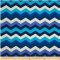 Waverly Sun N Shade Panama Wave Azure