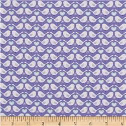 Tweet Together Love Birds Blue/Lilac