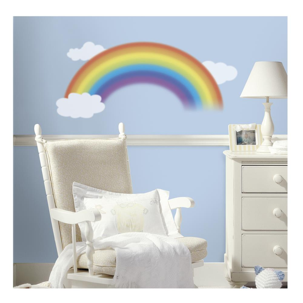 Over The Rainbow Wall Decal