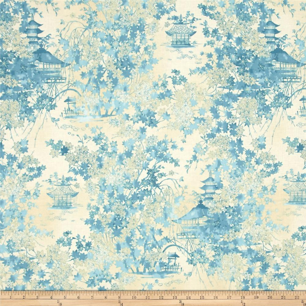 Kaufman Imperial Collection Toile Vintage