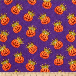 Black Magic Pumpkins Purple