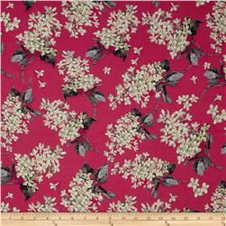 Liberty of London Archive Lilac Lawn Hot Pink