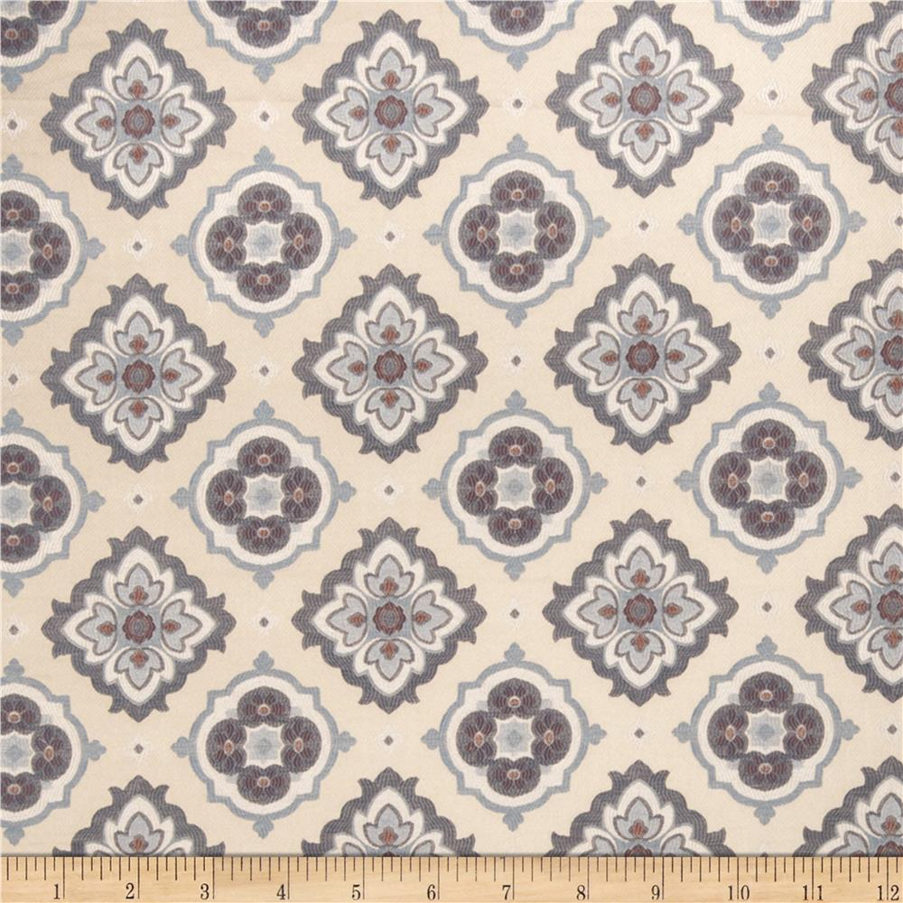 Jaclyn Smith 02129 Medallion Jacquard Heritage