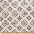Jaclyn Smith Medallion Jacquard Heritage