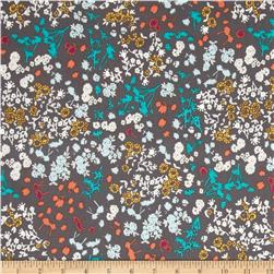 Art Gallery Indelible Floret Stains Mulberry