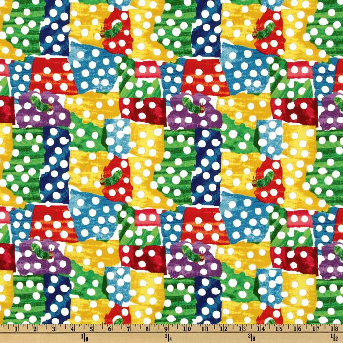 The Very Hungry Caterpillar Dots Multi