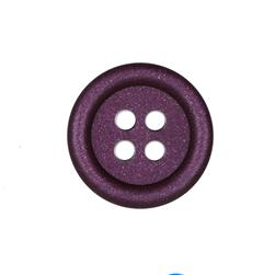 Fashion Button 1 3/8'' Alexis Purple