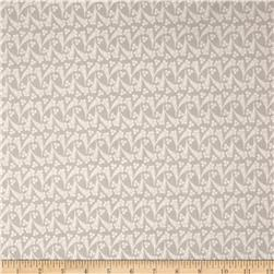 Riley Blake Unforgettable Petals Gray Fabric