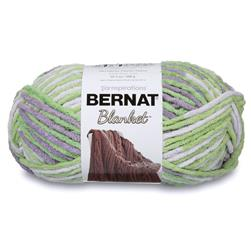 Bernat Blanket Big Ball Yarn (10240) Lilac Leaf