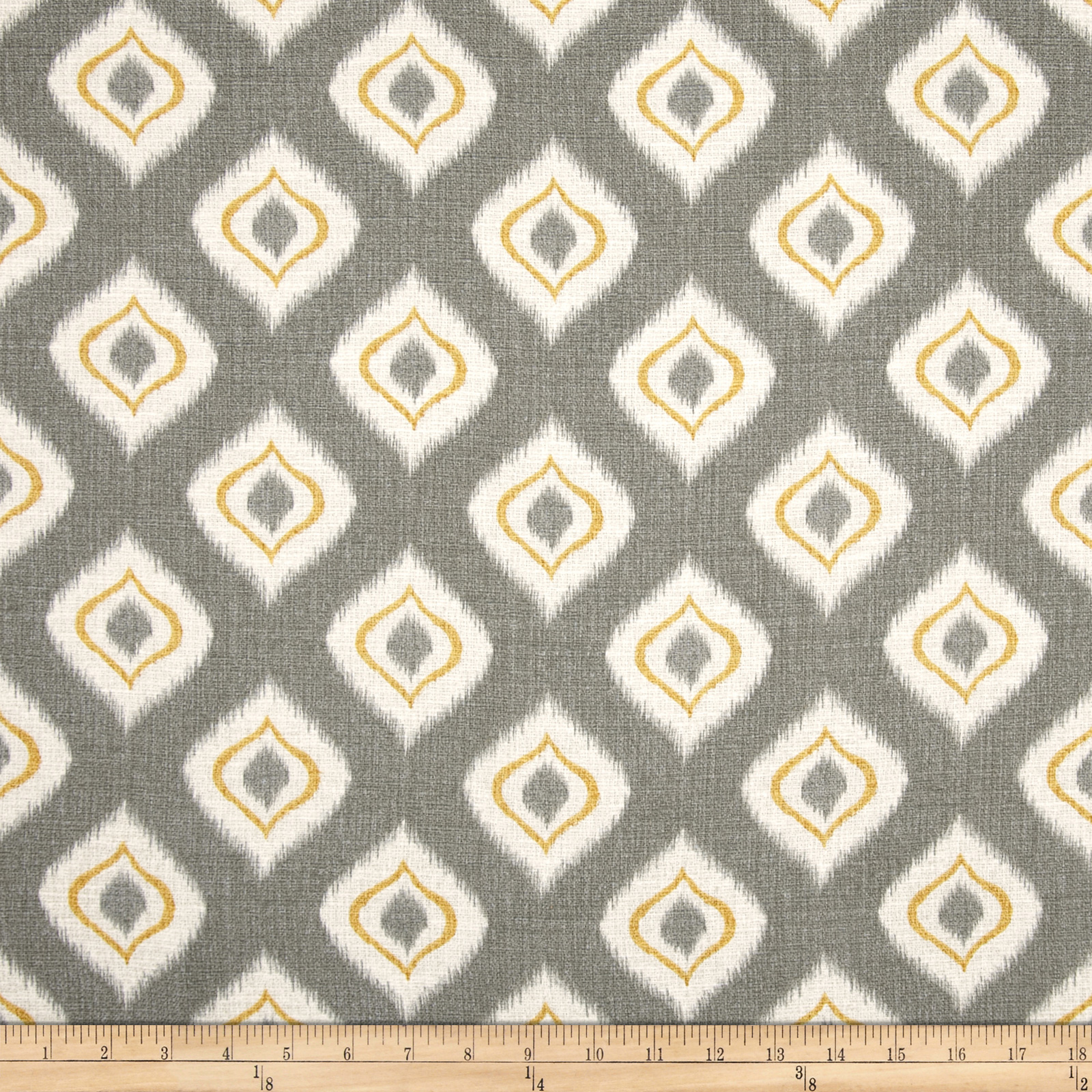 Swavelle/Mill Creek Namo Pewter Fabric