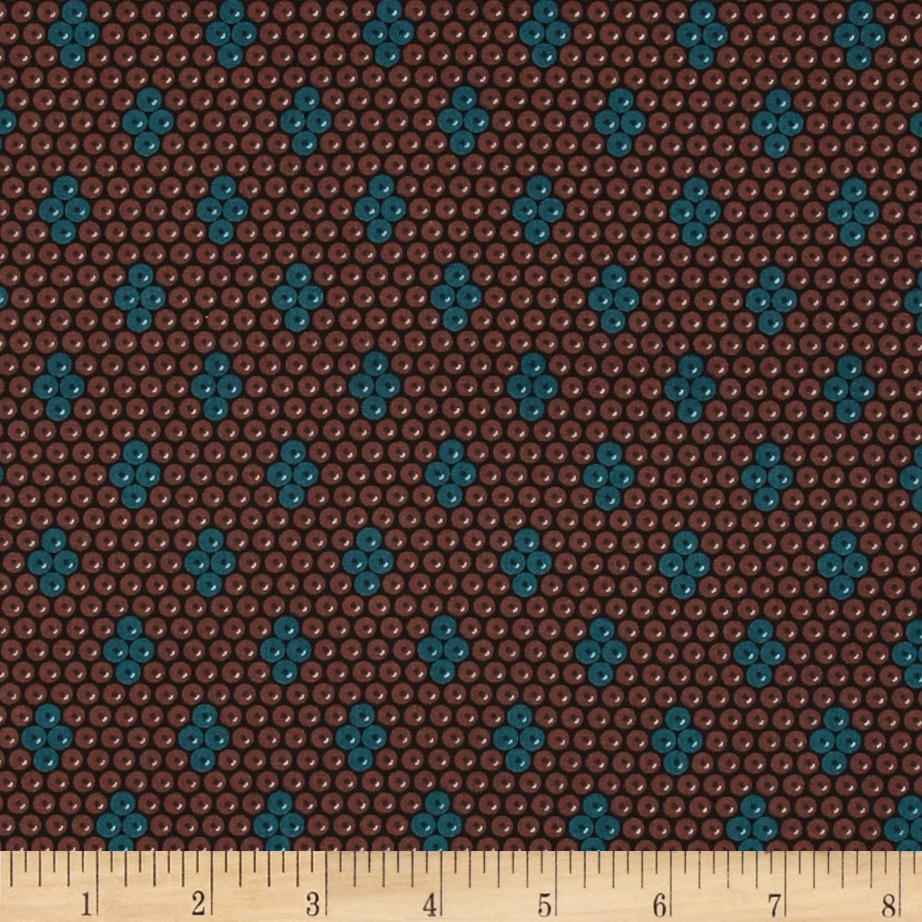Michael Miller Beadwork Diamond Back Sienna