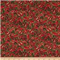 Yuletide Magic Packed Poinsettia Red