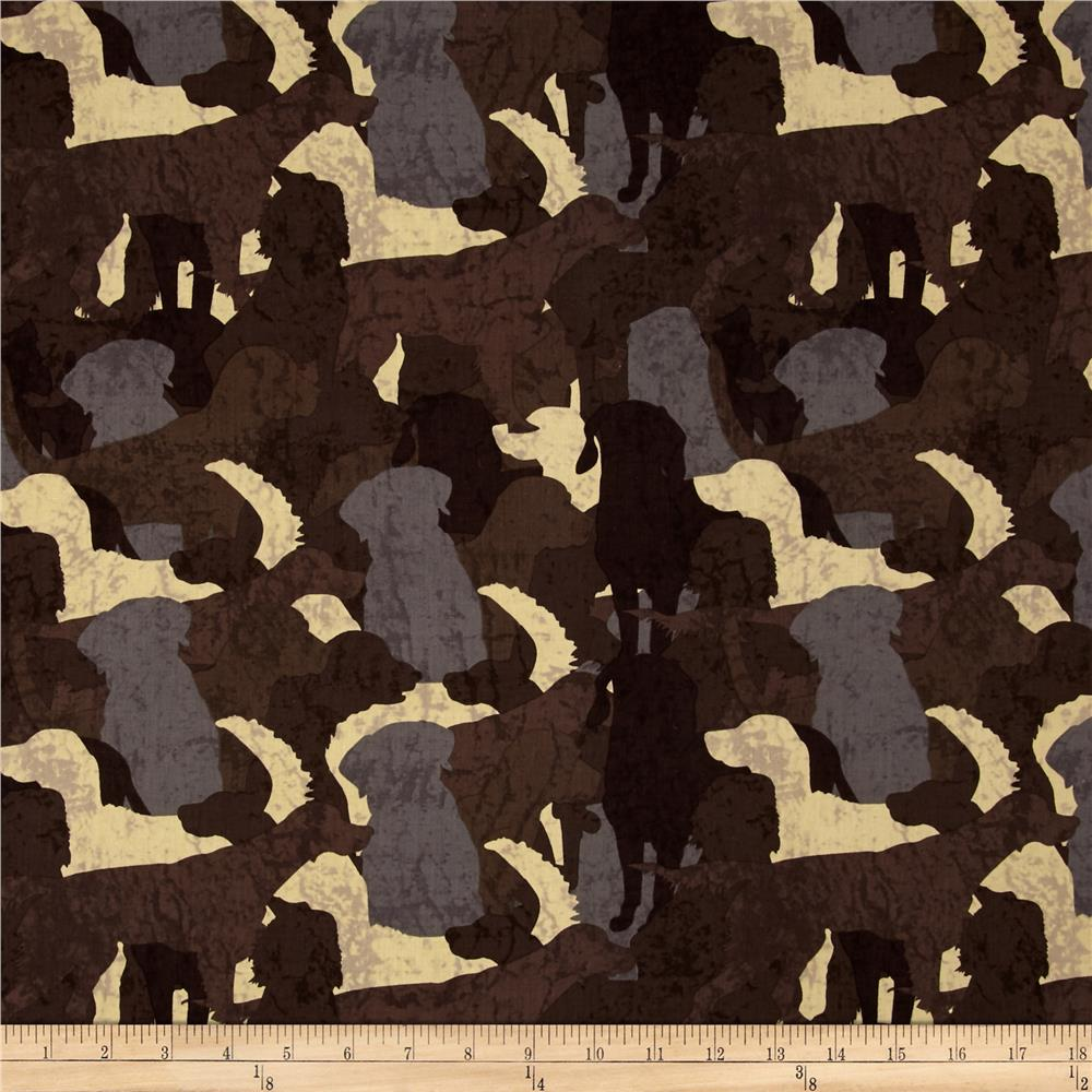 Hunt Club Large Toss Animals Light Brown