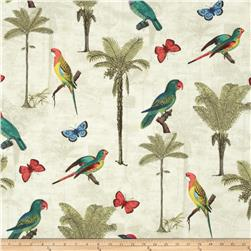 Tommy Bahama Indoor/Outdoor Hearts of Palm Penninsula Fabric