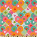 Bliss Flannel Circles Multi