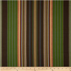 Adrina Stripe Blend Brown/Green
