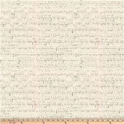 Tim Holtz Eclectic Elements Symphony Neutral Fabric