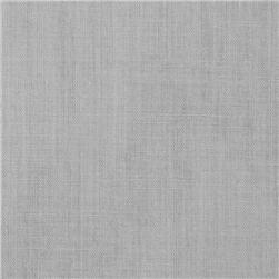 Premium Broadcloth Silver Fabric