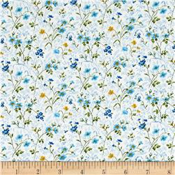 Moda Summer Breeze IV Wild Flowers Ivory