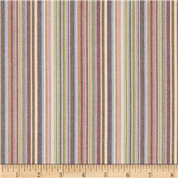 Kaufman Classic Threads Small Stripe Multi