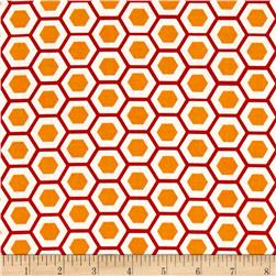 Moda Mixed Bag Hexy Orange