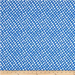 Golding by P Kaufmann Sea Grid Cobalt