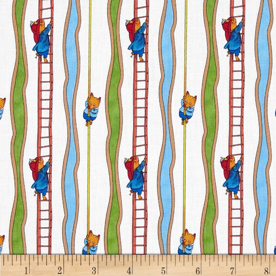 Busytown To the Rescue Ladder Stripe Multi
