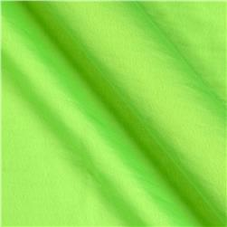Soft Crush Crepe De Chine Lime