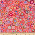 Kaffe Fassett Spring 2014 Collective Volcano Paperweight Pink