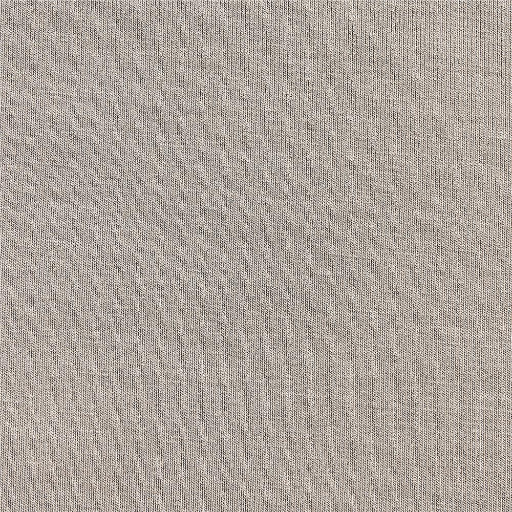 Stretch Bamboo Rayon Jersey Knit Neutral
