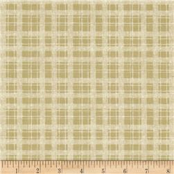 Harvest Song Plaid Natural