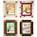 Holiday Dreams Panel Multi