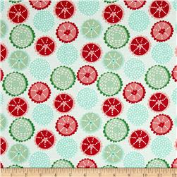 Moda Coral Queen Of The Sea Coral Kaleidoscope White