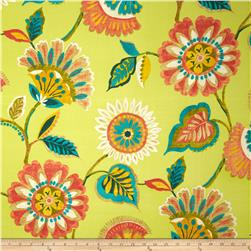 Swavelle/Mill Creek Indoor/Outdoor Woodcourt Grasshopper Fabric
