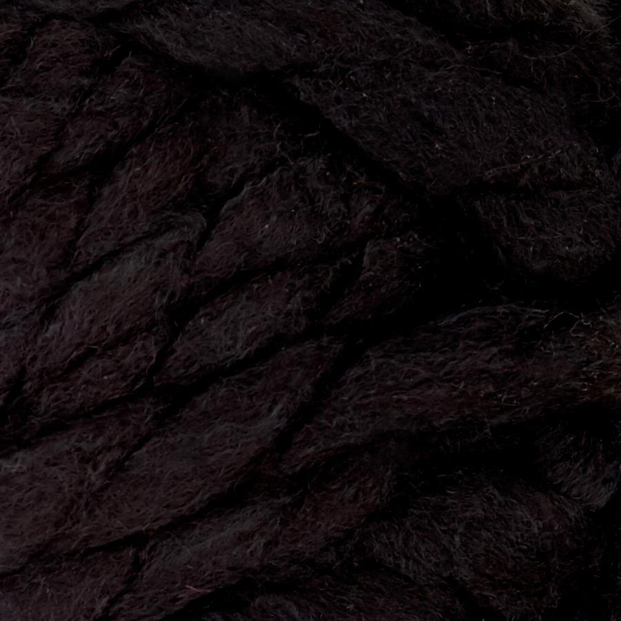 Red Heart Irresistible  Yarn Black