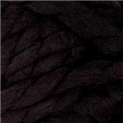 Red Heart Irresistible  Yarn, Black