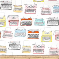 Type Typewriters Multi
