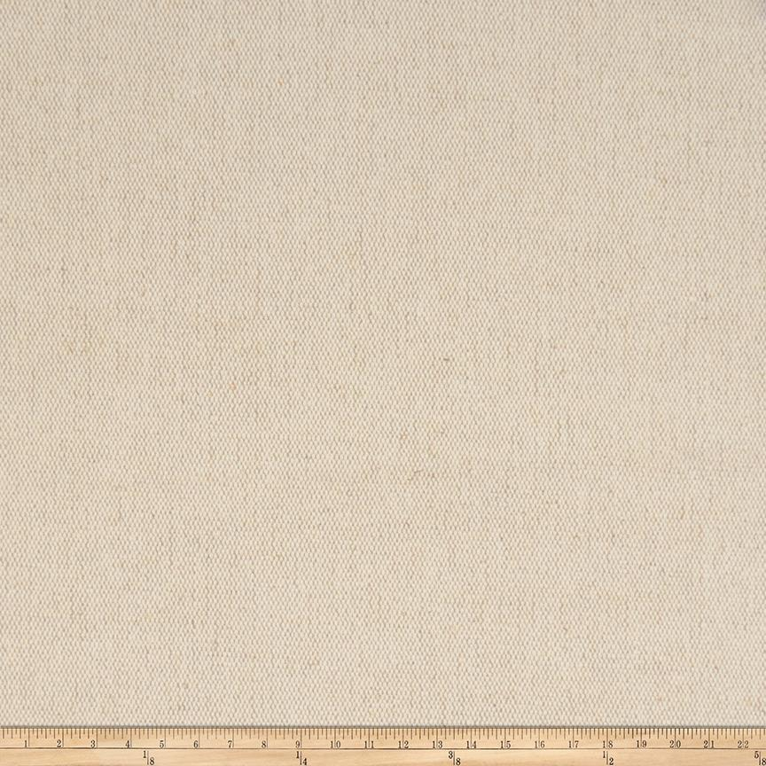 Isaac Mizrahi Linen Canvas Linen Blend Natural