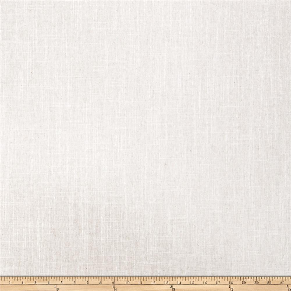 Jaclyn Smith 02132 Linen Blend Sand Dollar