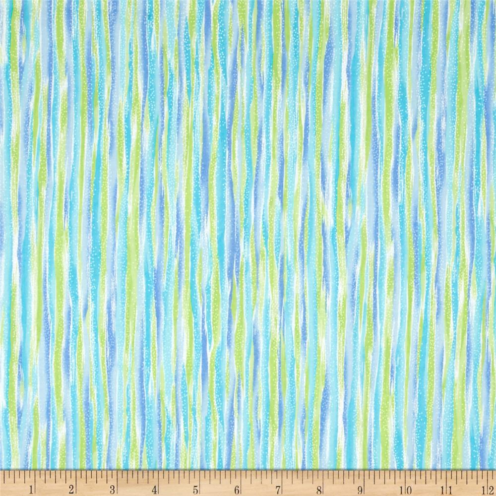 Soft Dreams Stripe Blue