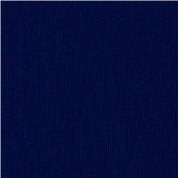 T-Knit Ribbing Royal Blue