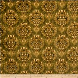 Trend 1305 Jacquard Olivewood