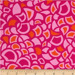 Kanvas Lilified Shelby Fuschia/Orange